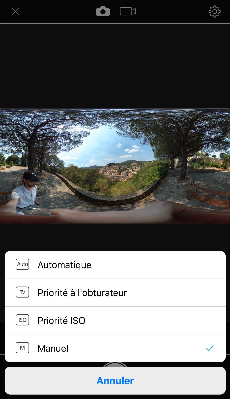 image article caméra à 360° ricoh theta s 7