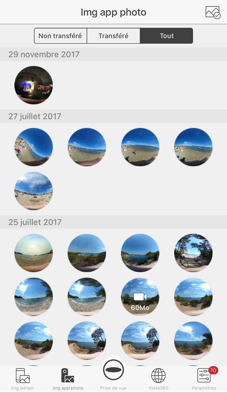 image article caméra à 360° ricoh theta s 11