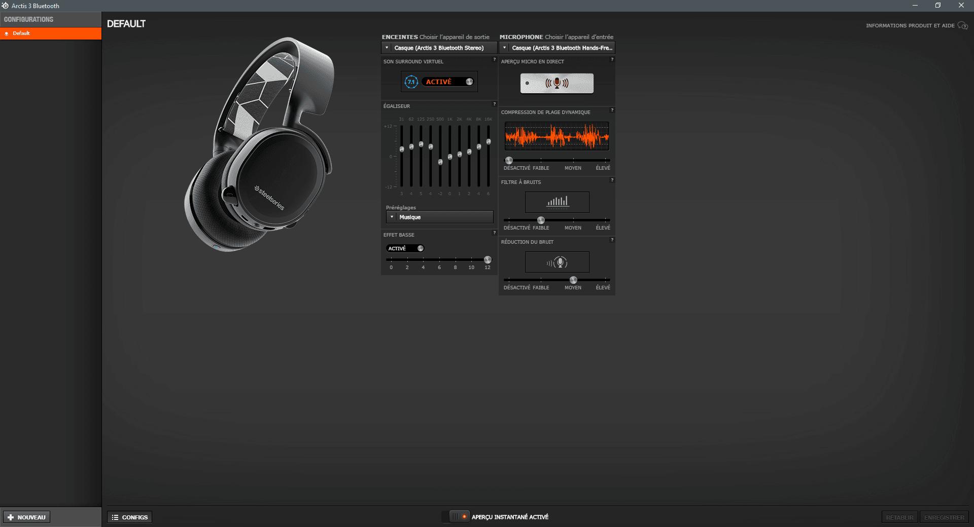 image article Test Steelseries Arctis 3 Bluetooth 19