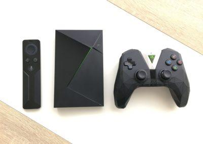 image article Test Nvidia Shield 3