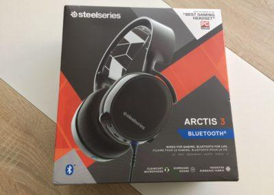 image article Test Steelseries Arctis 3 Bluetooth 6