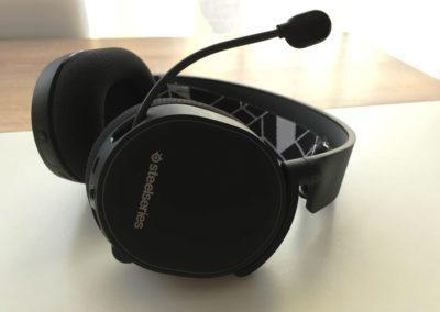 image article Test Steelseries Arctis 3 Bluetooth 4