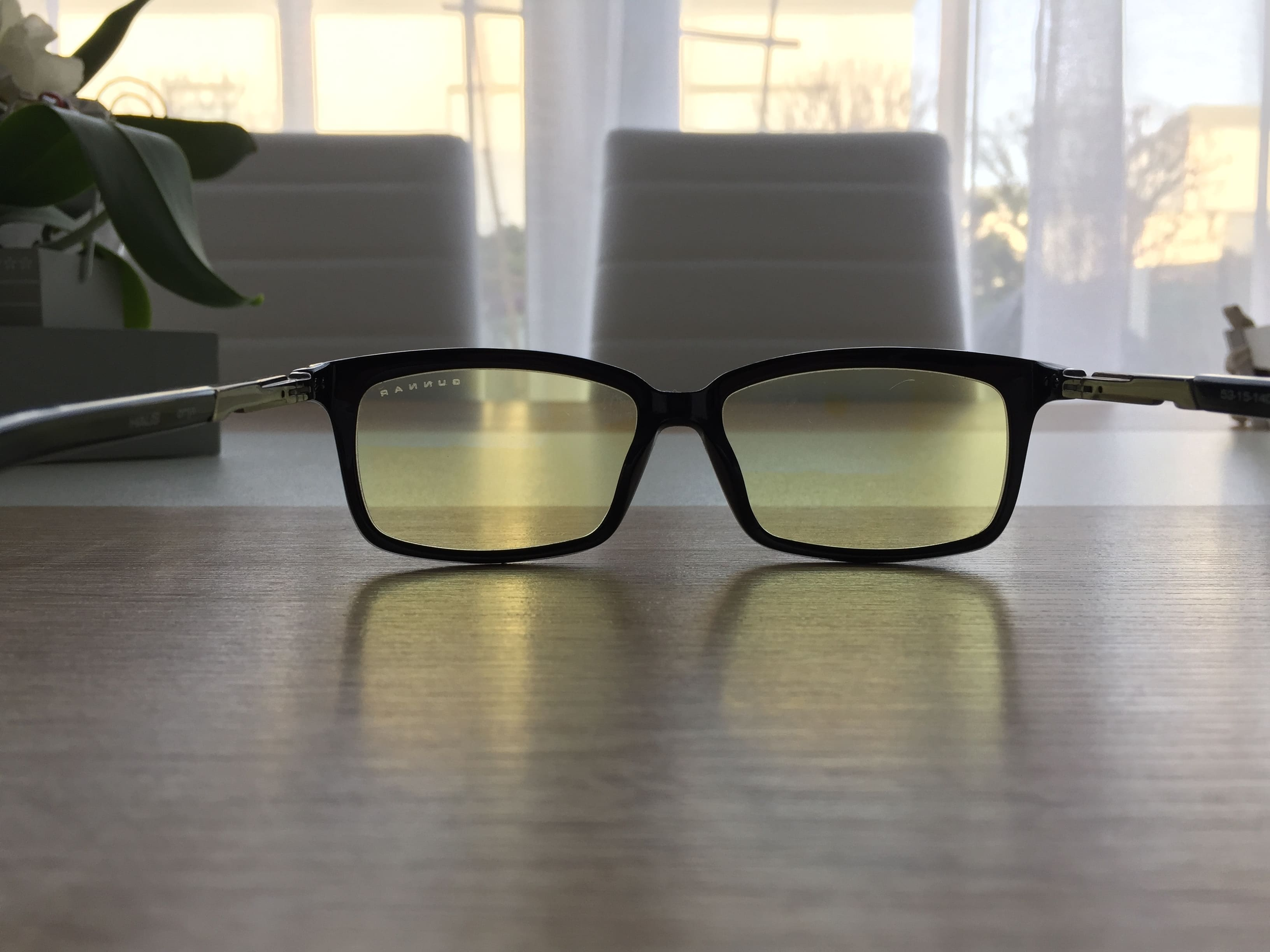 efa073e323d4f2 Test des lunettes anti lumière bleue pour écrans Gunnar HAUS ONYX