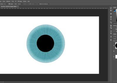 image article Tuto Photoshop iris 16
