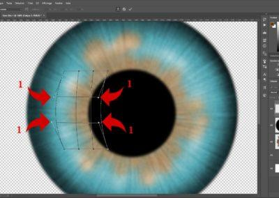 image article Tuto Photoshop iris 30