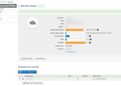 Image tuto pour migrer un hébergement web sur un serveur cloud chez infomaniak 13