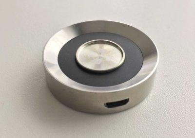 Image test de la zetime, la première montre connectée hybride 12