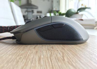 Image test de la souris klim aim 7