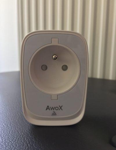 image Test du SmartPLUG de AwoX 5