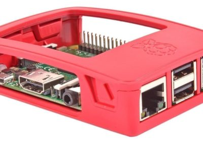 image Test du kit média center Raspberry PI 3 B+ de Kubii 11