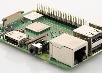 image Test du kit média center Raspberry PI 3 B+ de Kubii 16