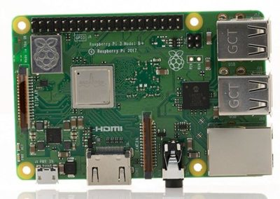 image Test du kit média center Raspberry PI 3 B+ de Kubii 14