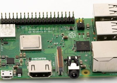 image Test du kit média center Raspberry PI 3 B+ de Kubii 15