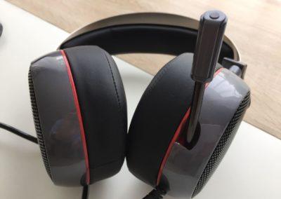 image Test du casque gaming PC et consoles Aukey 6
