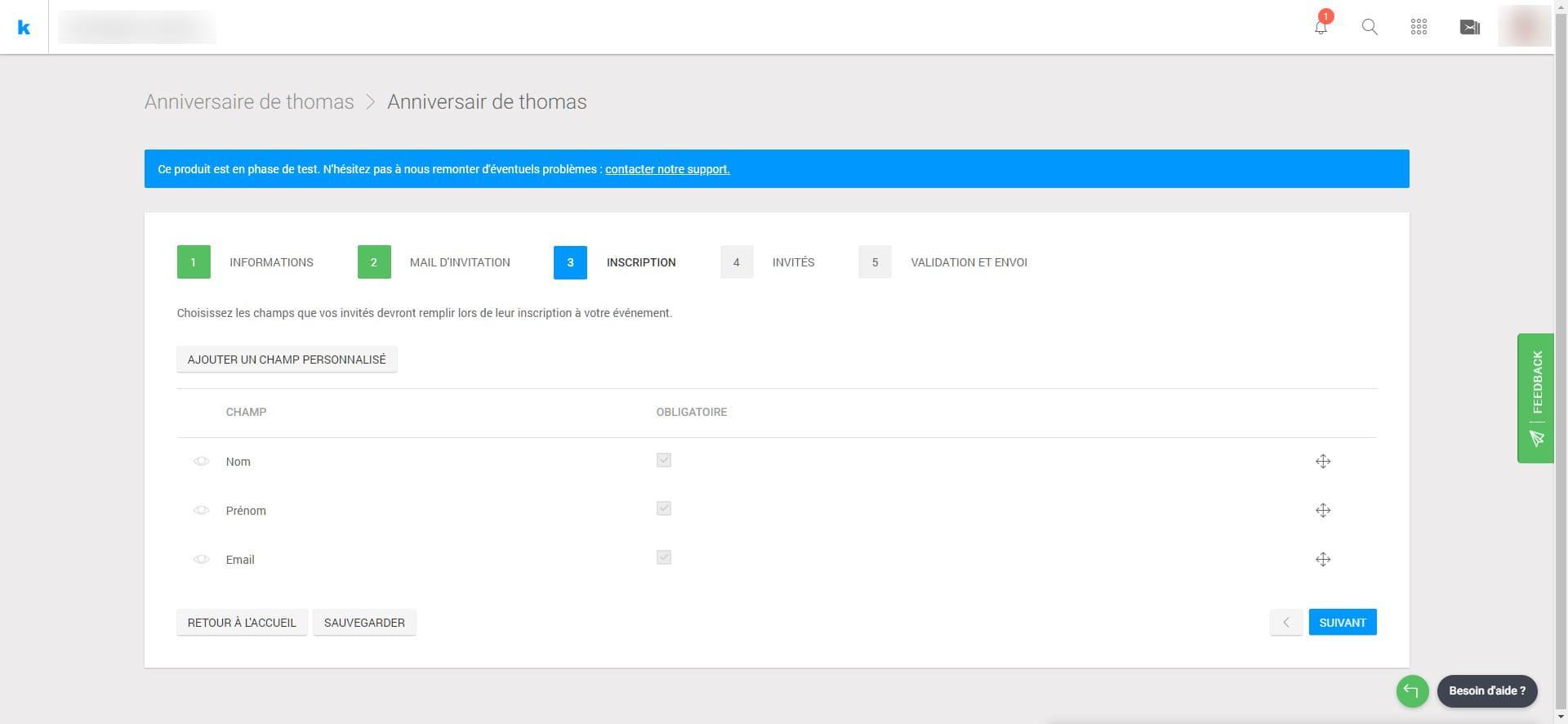 image Infomaniak, nouveau gestionnaire d'invités et le déploiement de la nouvelle interface continu 7