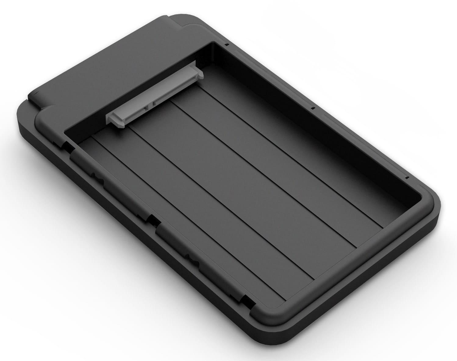 image test du boîtier USB3 Aukey pour disque dur 8