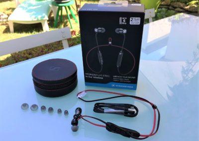image test des écouteurs Bluetooth Sennheiser Momentum Free 2
