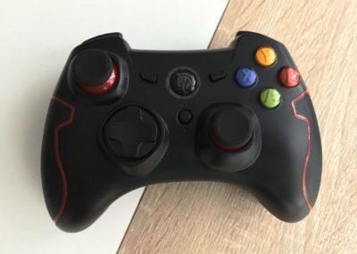 image Test de la manette sans fil pour PS3 et PC de EasySMX modèle ESM-9013 3