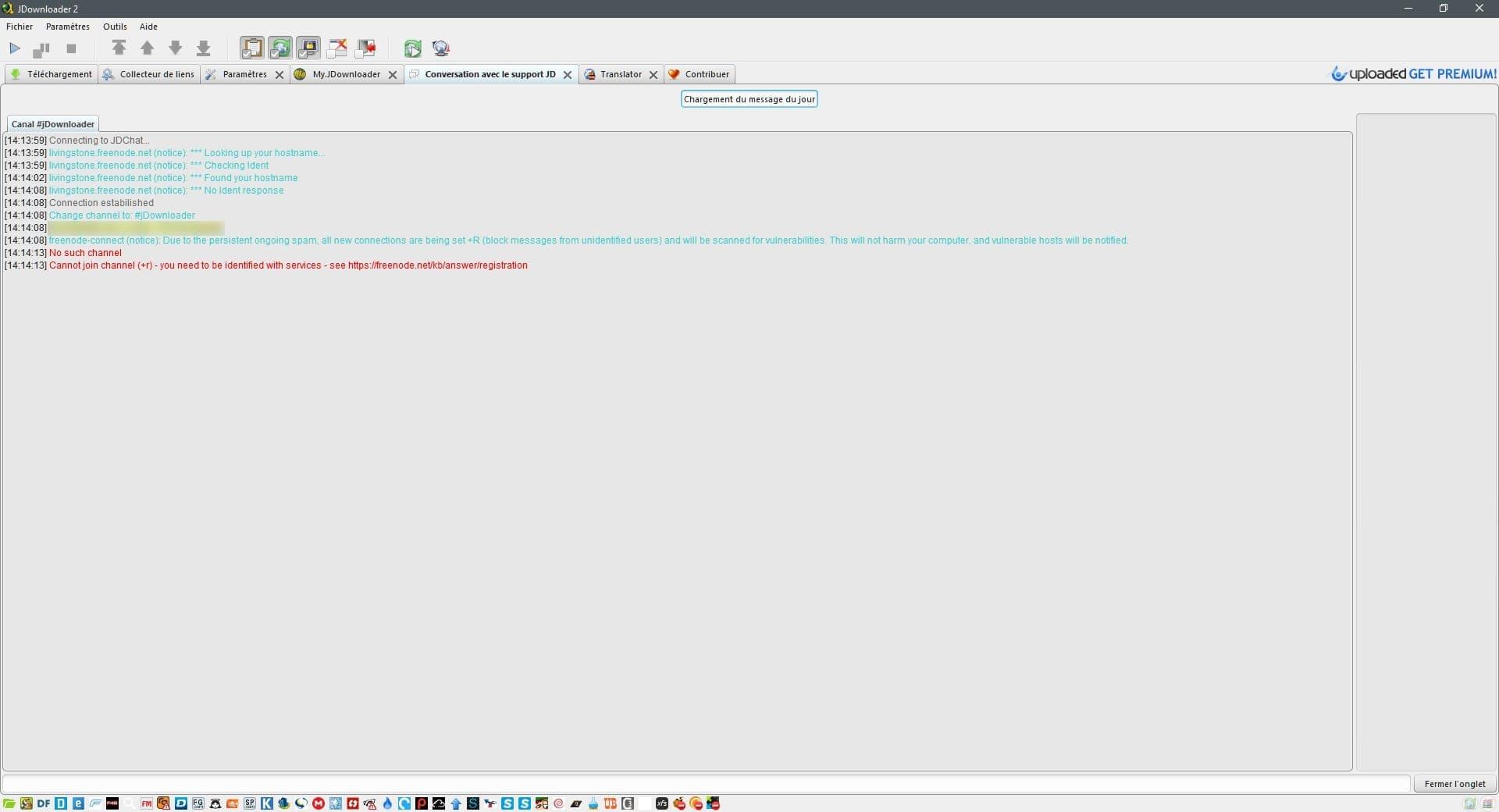 plusieur fichier avec jdownloader
