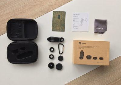 image Test du kit de lentille Aukey 3 en 1 pour smartphone 3