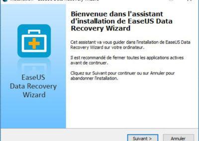 image Test du logiciel de recuperation de donnée EaseUS Data Recovery Wizard Pro 2