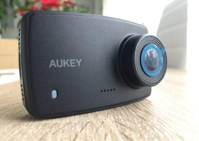 image Test de la Dash Cam Aukey, caméra embarquée1080p avec objectif grand-angle 4