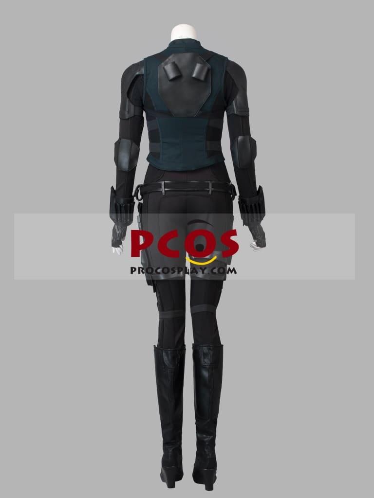"""image Look de """"Black Widow"""" Natasha Romanoff dans Avengers Infinity War (Combinaison et Veste) 11"""