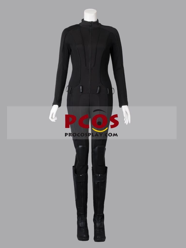 """image Look de """"Black Widow"""" Natasha Romanoff dans Avengers Infinity War (Combinaison et Veste) 12"""