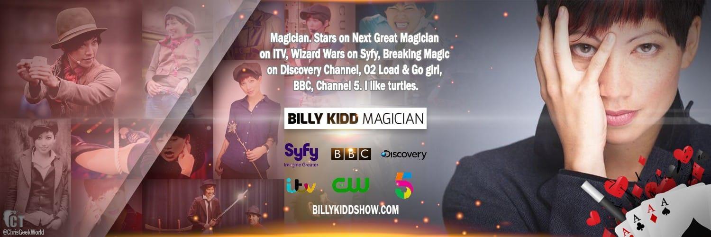 Bannière Twitter Billy Kidd